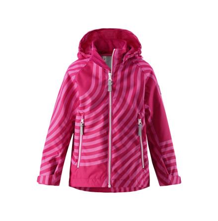 Reimatec Seili 521502-4621 Pink vår/høstjakke