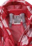 Reimatec Tuuli 520200-3364 Strawberry Red vår/høstdress