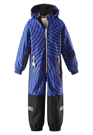 Reimatec Kiddo Seili 520198B-6692 Ultramarine Blue vår/høstdress