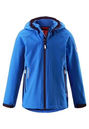 Reima Go Hatch 531263-6530 Blue softshelljakke