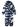 Reimatec Puhuri 510262-6983 Navy vinterdress