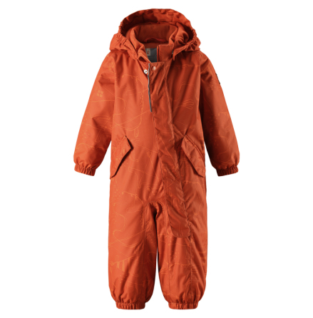 Reimatec Bunny 510265-2851 Foxy Orange vinterdress