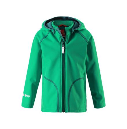 Reima Vantti 521503-8800 Green softshelljakke
