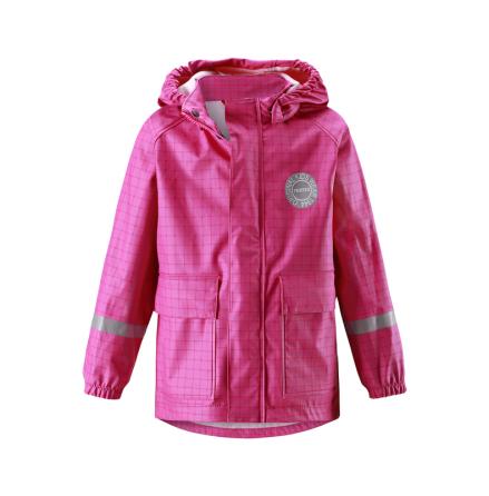 Reima Vihma 521493-4621 Pink regnjakke