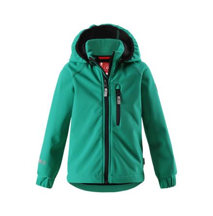 Reima Vantti 521519-8860 Green softshelljakke
