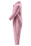 Reima Tahti 516320-4320 Dusty Rose fleecedress