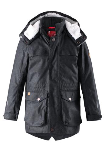 Reima Pentti 531293-9992 Black vinterjakke