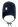 Reima Auva 518423-6980 Navy ull-lue