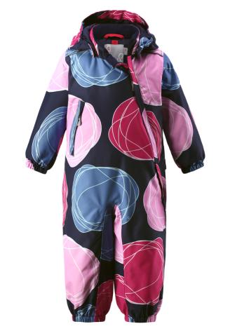 Reimatec Loska 510268-4191 Candy Pink vinterdress