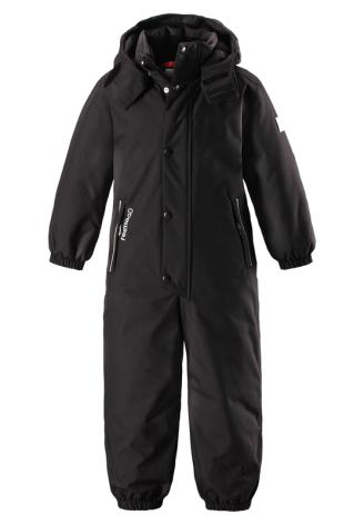 Reimatec Kuusamo 520206-9990 Black vinterdress