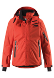 Reimatec Wheeler 531309A-3710 Flame Red vinterjakke