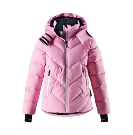 Reimatec+ Waken 531304-4190 Candy Pink vinterjakke dun