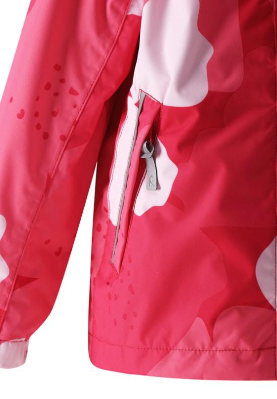 759e60ed Reimatec Tuuli 521488-3364 Strawberry Red vår/høstjakke reima ...