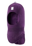 Reima Starrie 518422-5930 Deep Violet balaclava
