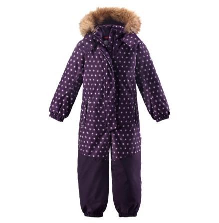 Reimatec Oulu 520208-5931 Deep Violet vinterdress