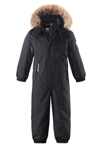 Reimatec Stavanger 520207-9990 Black vinterdress