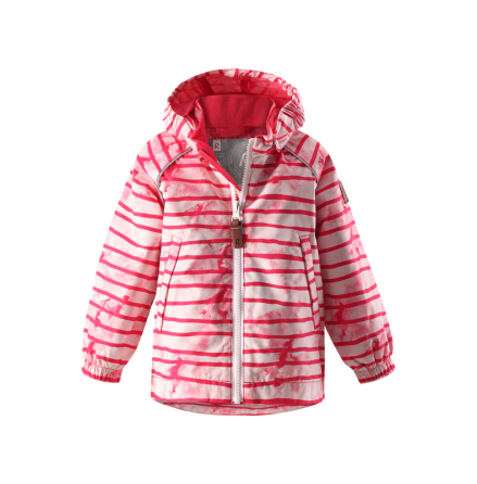 Reimatec Hihitys 511236-3366 Strawberry Red vår/høstjakke