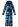 Reimatec Reach 520211-6499 Blue vinterdress