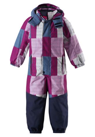 Reimatec Otsamo 520214c-4628 Pink vinterdress