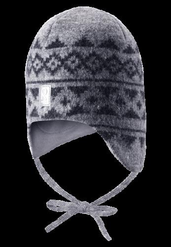 Reima Varpunen 518356-9400 Mid Grey ull-lue