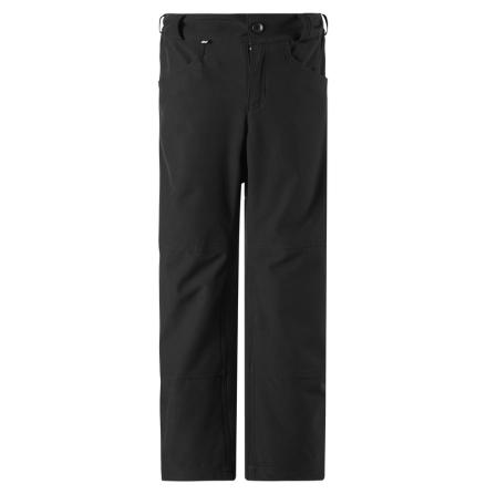 Reima Agern 532125-9990 Black softshellbukse