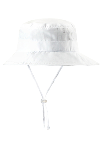Reima Tropical 528531-0100 White solhatt