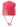 Reima Meri 518412-3360 Strawberry Red lue