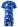 Reima Odessa 516345-6643 Blue uv-drakt