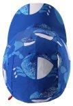 Reima Turtle 518459-6643 Blue uv-solhatt