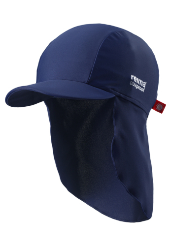 Reima Turtle 518459-6840 Navy Blue uv-solhatt