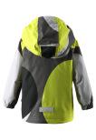 Reimatec Foamy 511201C-9392 Soft Grey vår/høstjakke