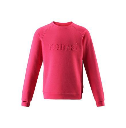 Reima Mussel 536144-3360 Strawberry Red genser