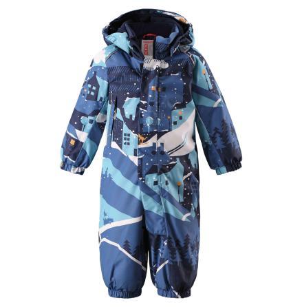 Reimatec Luosto 510301-6795 Denim Blue vinterdress