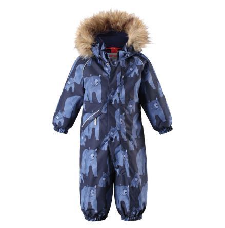 Reimatec Lappi 510308-6797 Denim Blue vinterdress