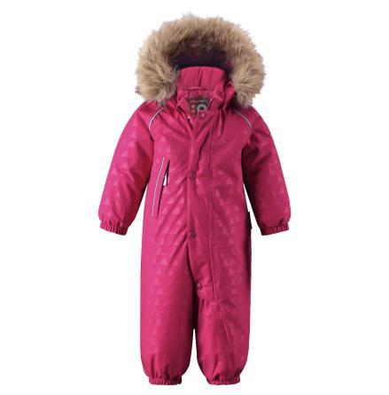 Reimatec + Aapua 510318-3602 Cranberry Pink vinterdress dun