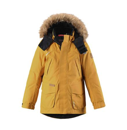 Reimatec + Serkku 531354-2510 Vintage Gold vinterjakke dun