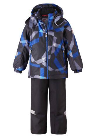 Reimatec Maunu 523121-9998 Black vintersett jakke/bukse