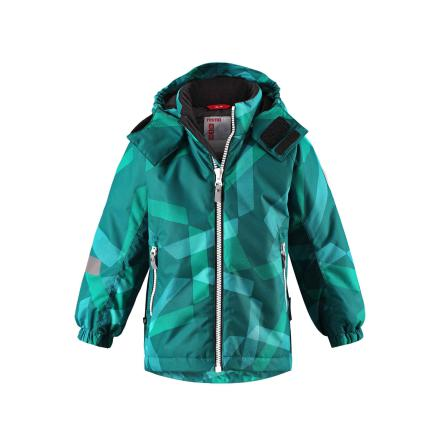 Reimatec Maunu 521557B-8881 Green vinterjakke