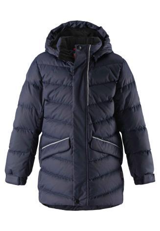 Reima Janne 531295-6980 Navy vinterjakke dun