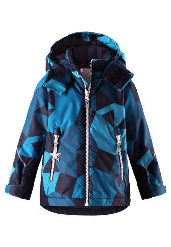 Reimatec Kiddo Grane 521511B-6494 Blue vinterjakke