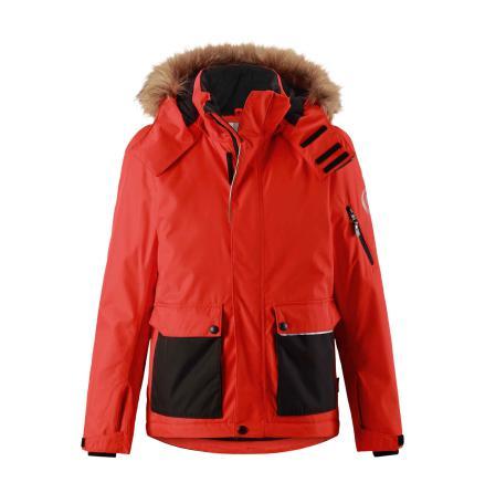 Reimatec Howler 531311-33710 Flame Red vinterjakke