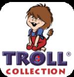 Troll Collection Fairytale 20078110 Magneta vinterjakke