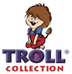Troll Collection Fairytale Toddler 10078110 Navy vinterjakke