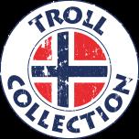 Troll Collection SnowHood Balaclava 2017286 Magneta ullbalaclava