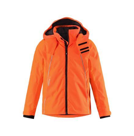 Reimatec Brisk 531366-2750 Orange Glow 3 in 1 jakke