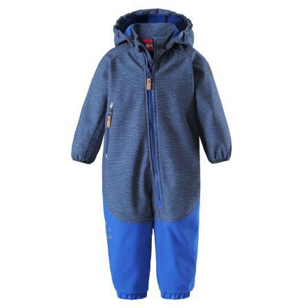 Reima Mjosa 510310-6796 Denim Blue softshelldress