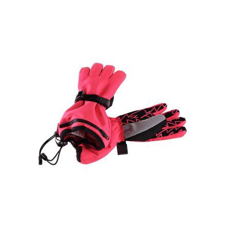 Reimatec Viggu 537013-3360 Strawberry Red skihansker