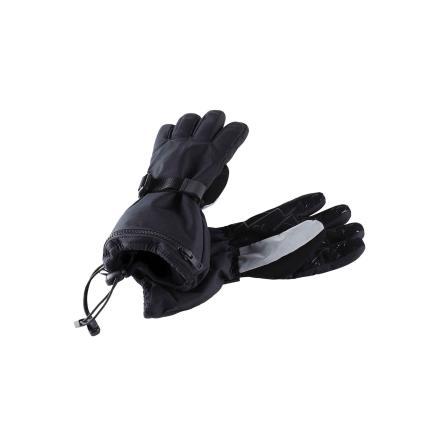 Reimatec Viggu 537013-9990 Black skihansker
