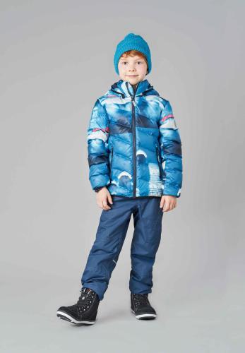 Reima Soren 531347-6686 Blue dunjakke
