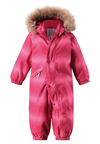 Reimatec Lappi 510308-3605 Cranberry Pink vinterdress